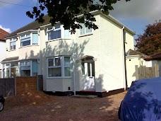 Exterior House Painters-West Midlands birmingham