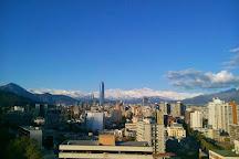 Cerro Manquehue, Santiago, Chile