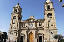 Arco Parabolico, Tacna, Peru