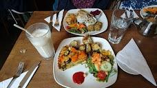 Goji Cafe Vegetarian Cafe & Deli york