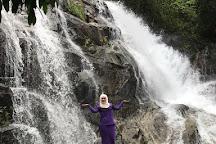 Lampi Waterfall, Thai Mueang, Thailand