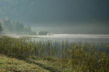 Ferchensee Lake, Mittenwald, Germany