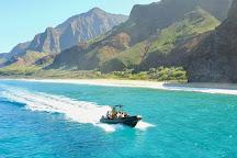 Na Pali Pirates, Kauai, United States