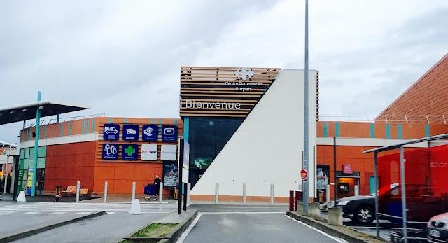 Centre commercial Purpan