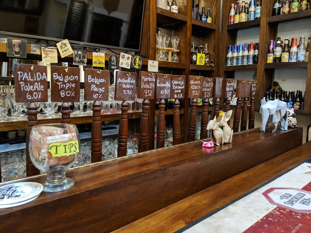 Cholos Craft Beers Cusco