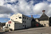 Cardhu Distillery, Aberlour, United Kingdom