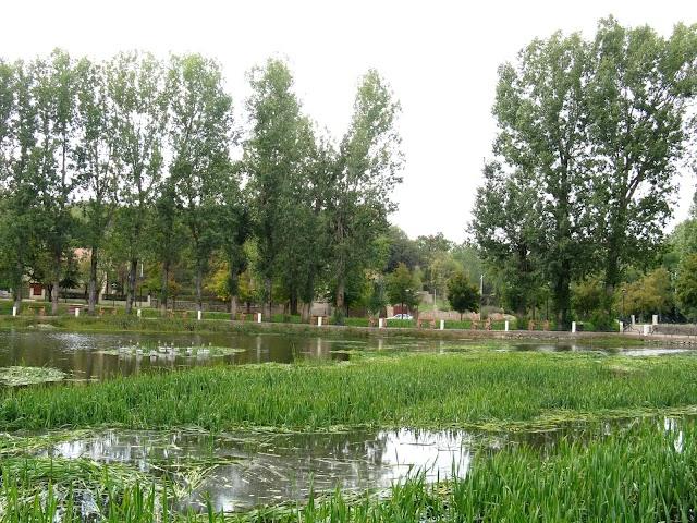 Ifrane Lake