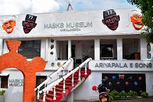 Ariyapala Mask Museum, Ambalangoda, Sri Lanka
