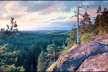 Nuuksio National Park (Nuuksion Kansallispuisto), Southern Finland, Finland