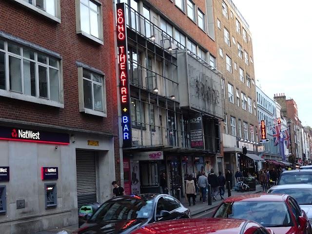 Soho Theatre Bar