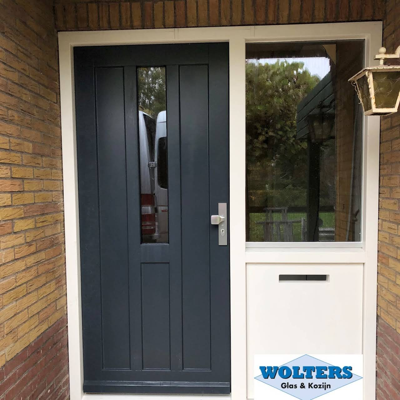 Beste Wolters Glas & Kozijn - Specialist in glas, houten- & kunststof HP-84