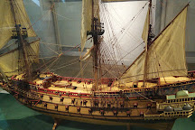 The Royal Danish Naval Museum, Copenhagen, Denmark