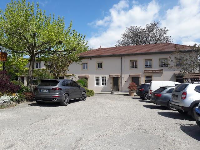 Hôtel Restaurant Le Vieux Pressoir - Cuisine traditionnelle et raffinée sur Bourgoin Jallieu