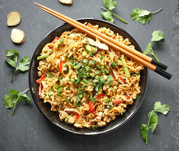 MR. Chin - Oriental Cuisine
