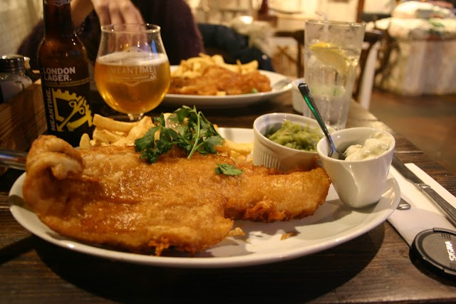 The Fish and Chip Kitchen