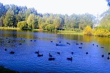 Parc Sosnovka, St. Petersburg, Russia