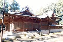 Kitanoten Shrine, Tokorozawa, Japan