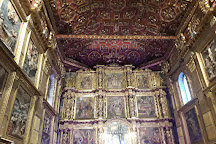 Templo De Santo Domingo, Tunja, Colombia