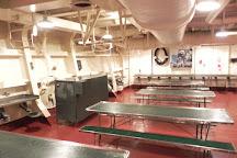Battleship NORTH CAROLINA, Wilmington, United States