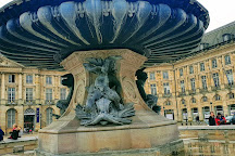 Fontaine des Trois Graces, Bordeaux, France