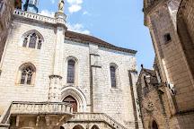 Basilique St-Sauveur, Rocamadour, France