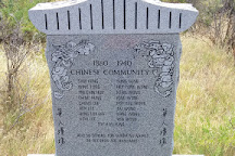 Chinese Cemetery, Baker City, United States