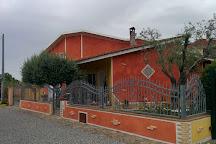 Giardino Sonoro - Pinuccio Sciola, San Sperate, Italy