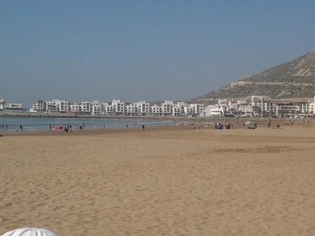 Plage Agadir