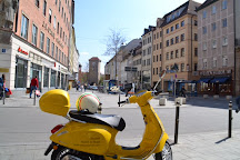 Vespa Munich, Munich, Germany
