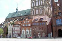 Nikolaikirche, Stralsund, Germany
