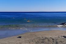 Orthi Ammos Beach, Frangokastello, Greece