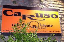 Caruso Cafe, Rome, Italy