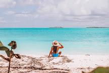 Jolly Hall Beach, George Town, Bahamas