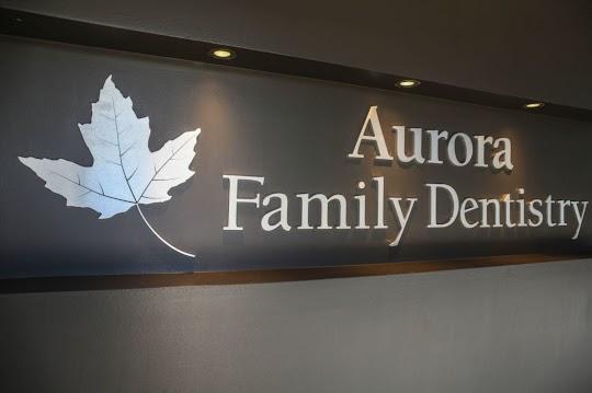 Aurora Family Dentistry Logo interior