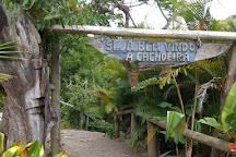 Cachoeira Bar Siriu, Garopaba, Brazil