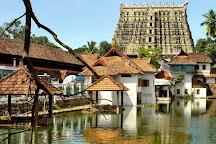 Ananthaa Padmanabha Swaamy Temple, Chennai (Madras), India