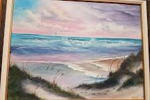 The Bob Ross Art Workshop, New Smyrna Beach, United States