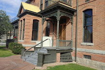 The Rosson House Museum, Phoenix, United States