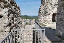 Castello o Rocca dei Frangipane, Tolfa, Italy