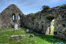 Kilwirra Church Ruins, Carlingford, Ireland