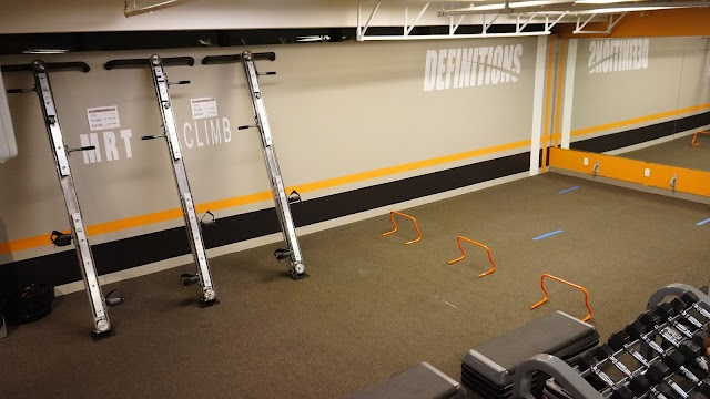 Definitions Fitness Studio