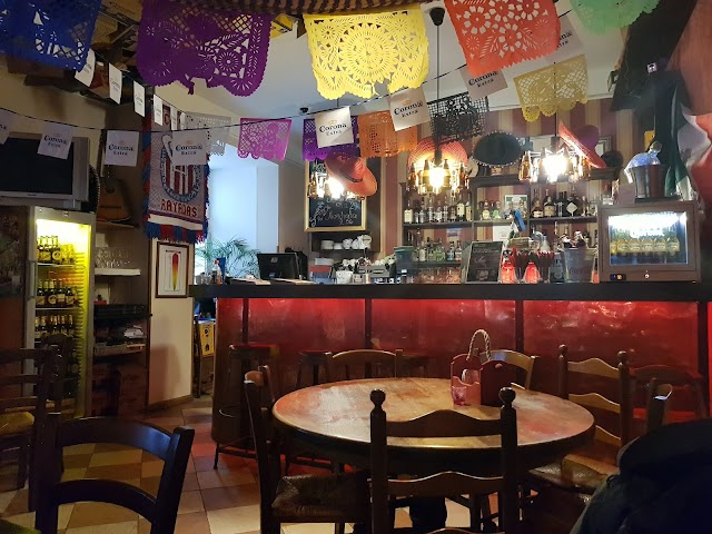 """""""Ancho"""" Mexican Food & Drink Bar"""