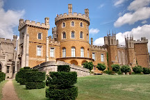 Belvoir Castle, Leicester, United Kingdom