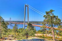 Hogakustenbron, Sandoverken, Sweden