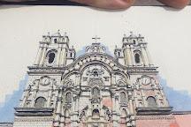 Iglesia de la Compania de Jesus, Cusco, Peru