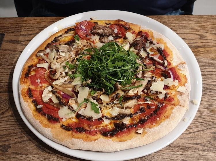 WOODSTONE Pizza and Wine Hoofddorp Hoofddorp