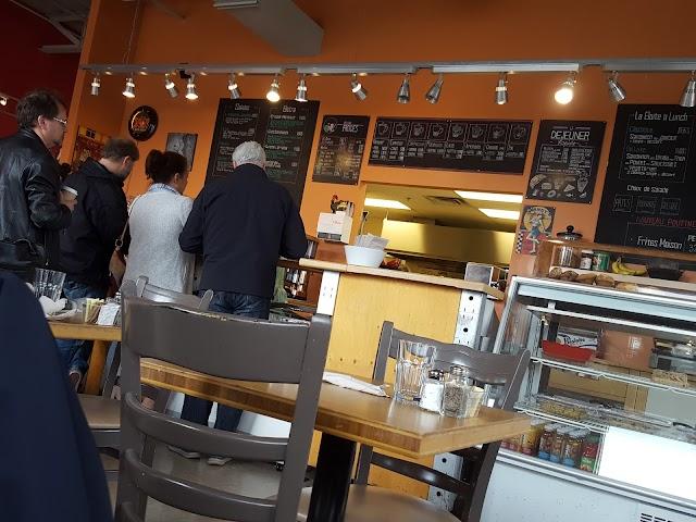 La Boîte A Lunch   Déjeuner - Dîner - Traiteur - Terrasse & Bistro