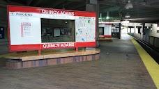 Quincy Adams boston USA