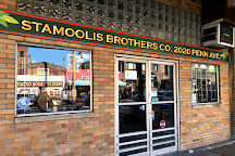 Stamoolis Brothers Company, Pittsburgh, United States