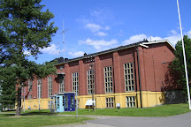Radio and TV Museum, Lahti, Finland